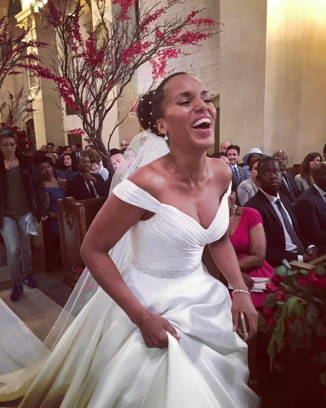 Here\'s Where You Can Purchase Olivia Pope\'s Stunning Wedding Dress ...