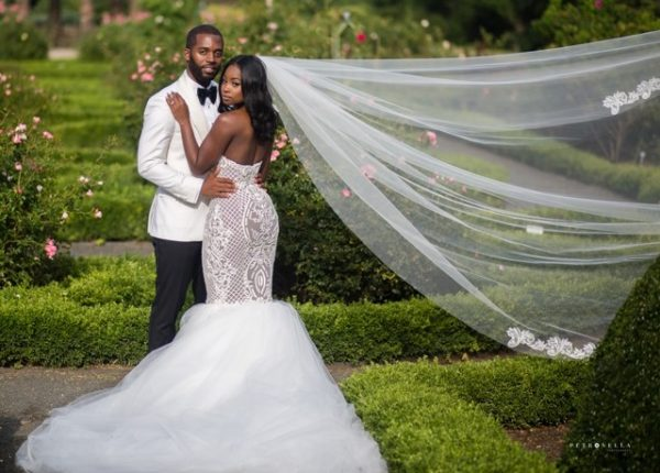 5 Black Wedding Dress Designers You Should Be Wearing Down The Aisle