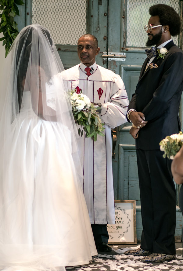 real wedding  mike and ashlee u2019s soulful wedding  south carolina