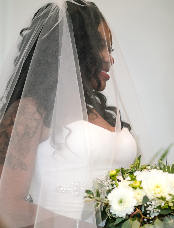 Real Wedding Mike And Ashlee S Soulful Wedding South