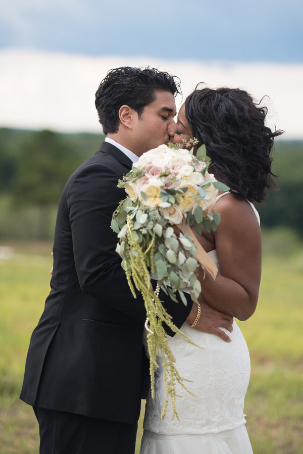 Italian Vineyard Wedding In Montverde Florida Black