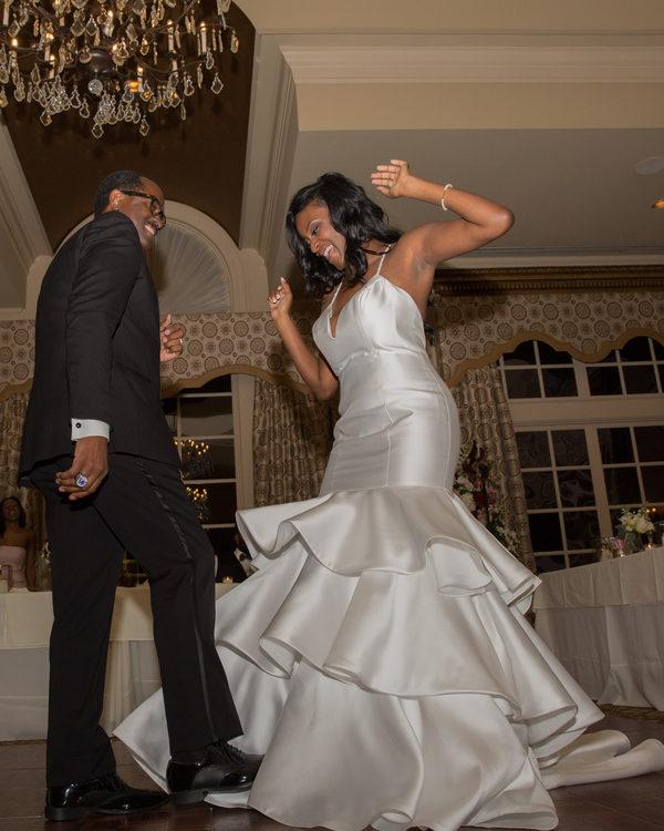 Real Wedding: Teronzo And Ashley's Country Club Wedding