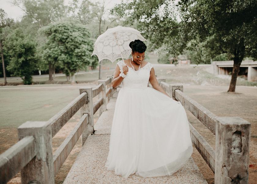 Indian Springs State Park Wedding Georgia Black Nuptials
