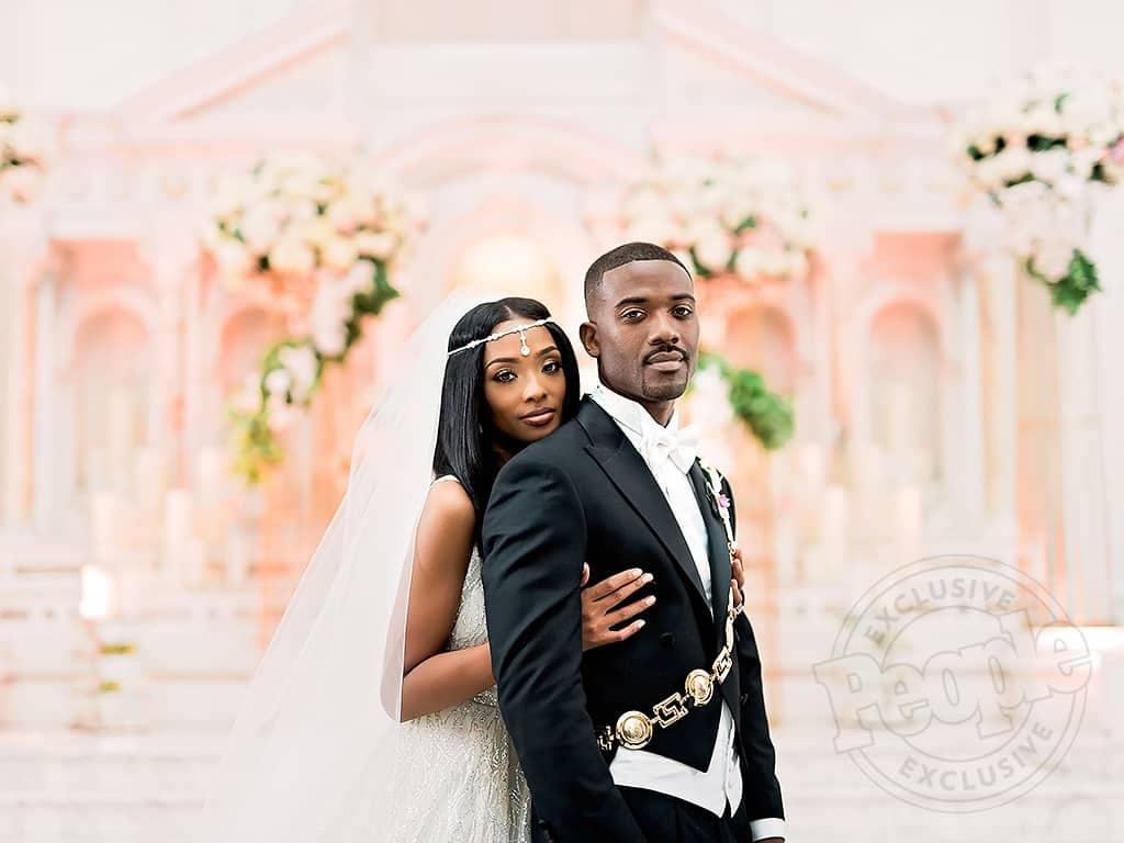 Snapshot: Ray J & Princess Got Hitched   Black Nuptials